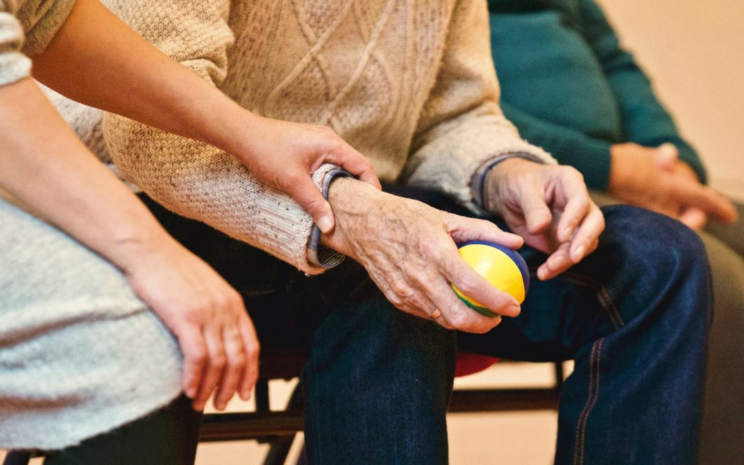 Caregiving in Difficult Times